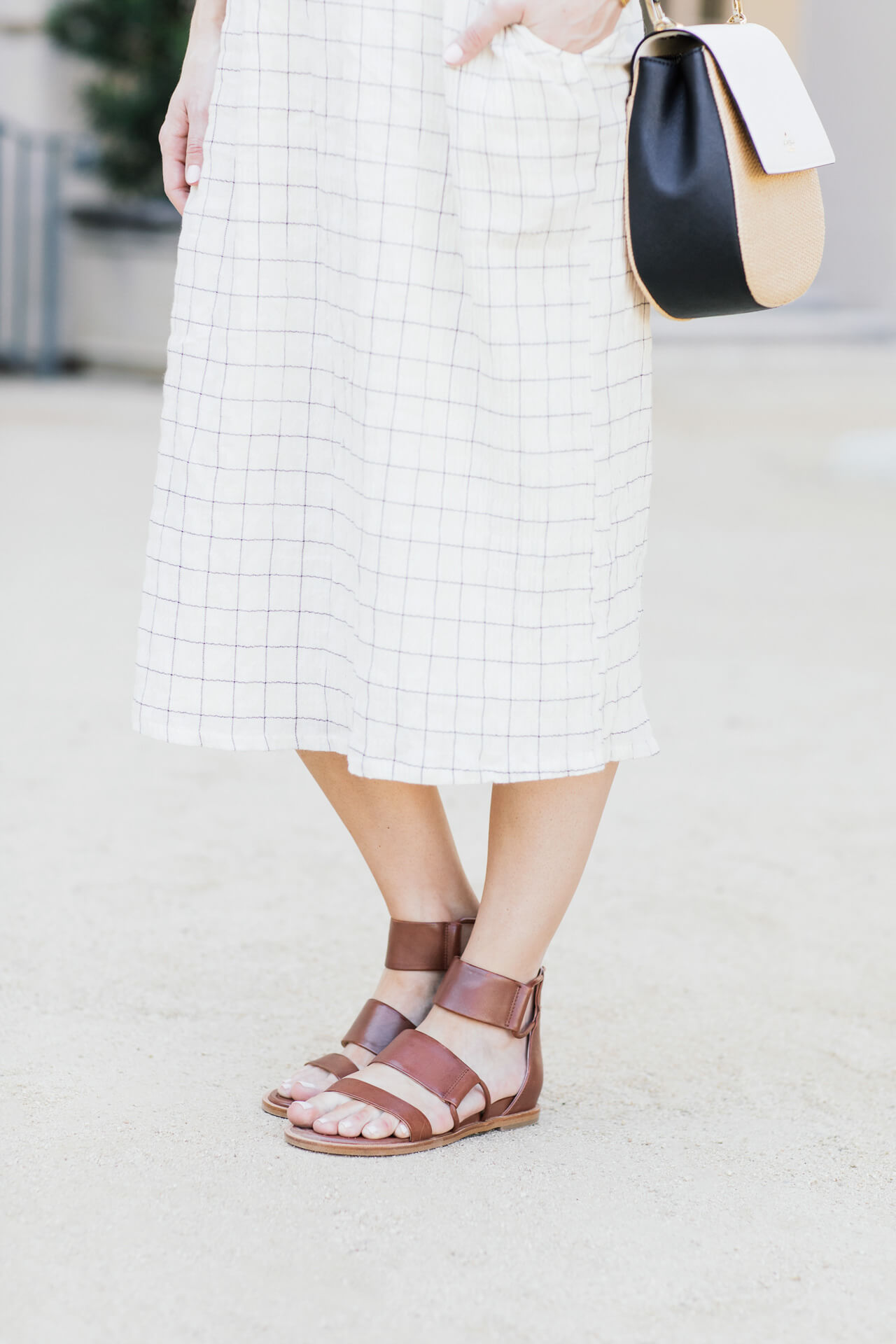 Love these Isola strappy summer sandals