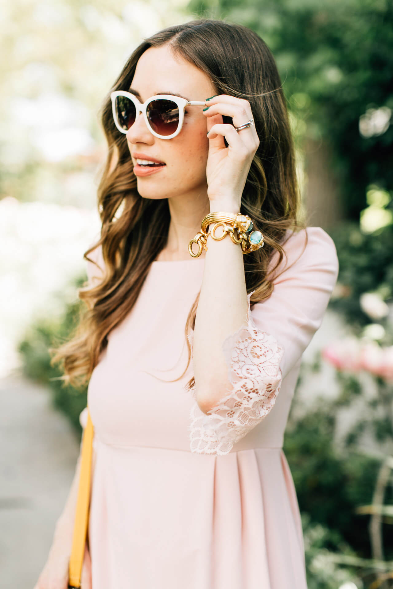 los angeles feminine style blogger M Loves M - @marmar
