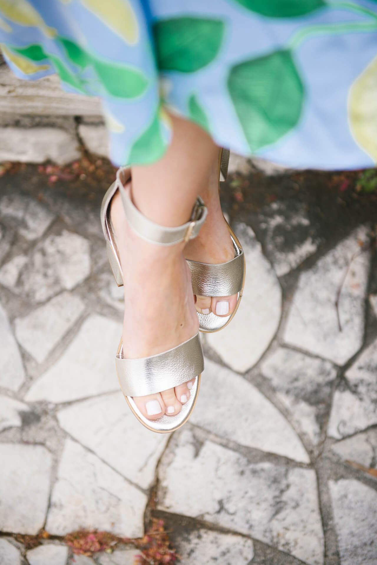 love these silver sandals - seychelles movement in platinum