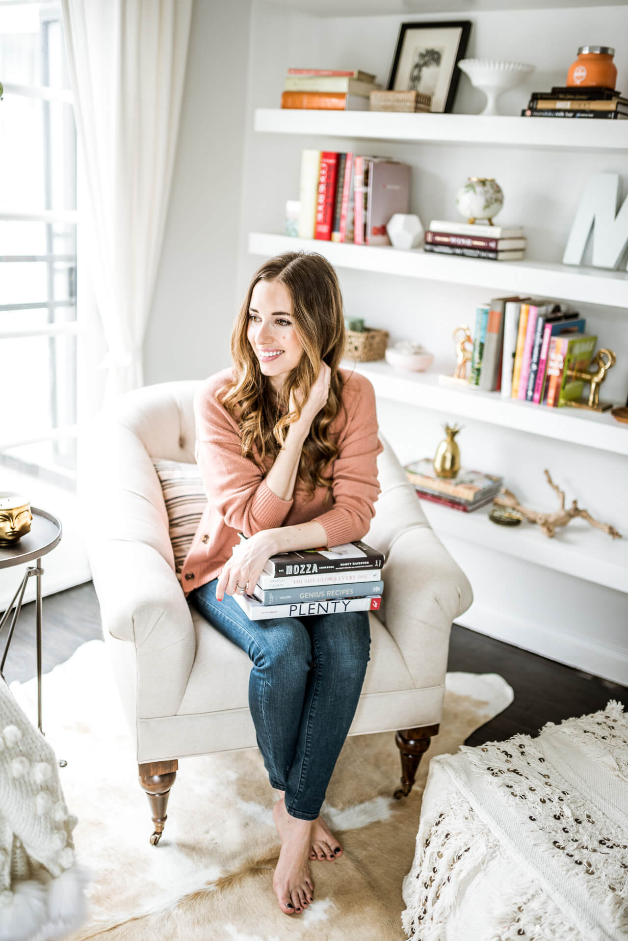sharing my favorite cookbooks today on the blog - M Loves M @marmar