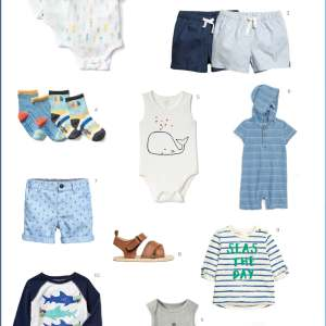 Summer Baby Blues Roundup for Summer 2017 - M Loves M @marmar