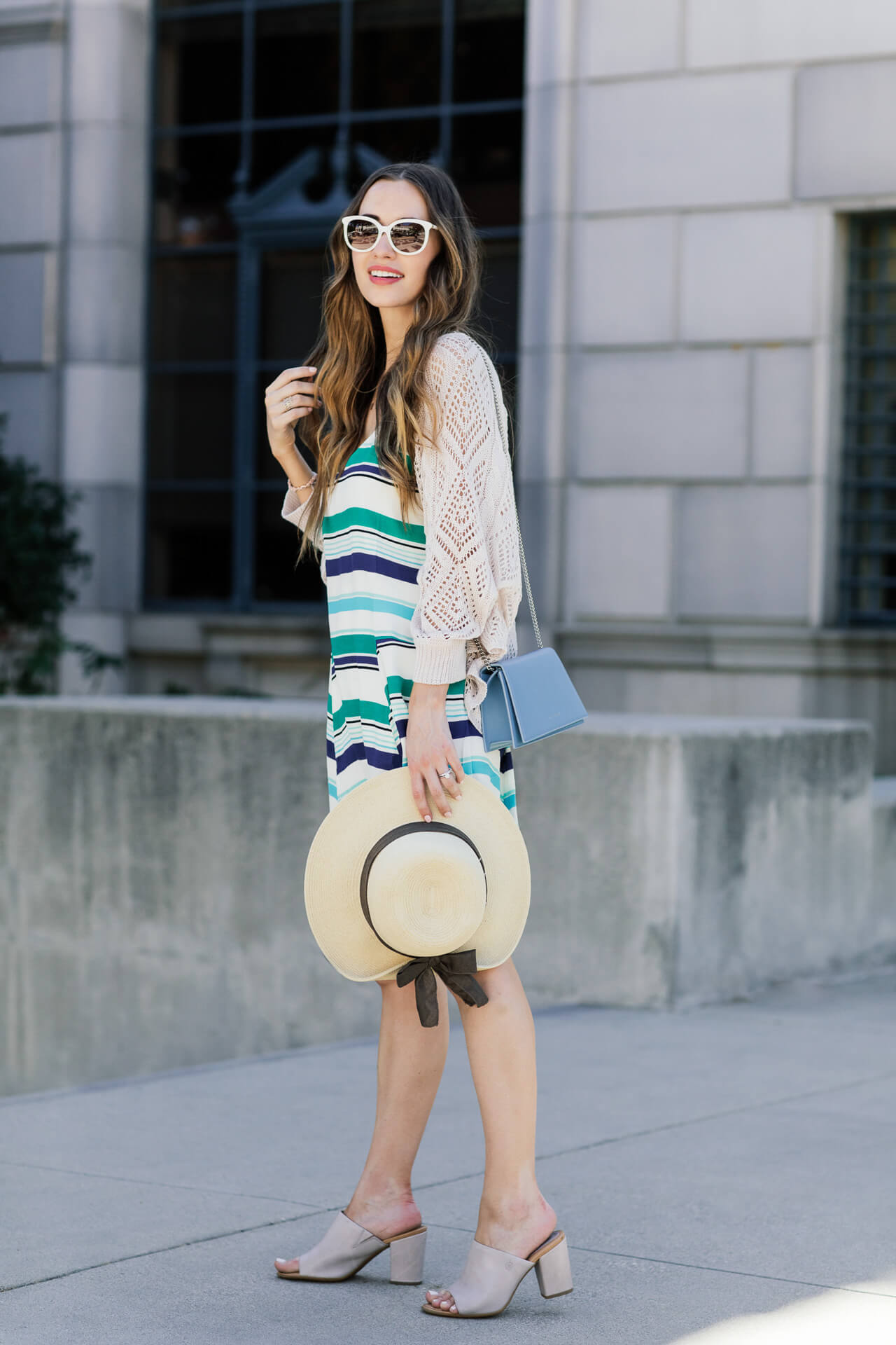 classic and feminine spring outfit inspiration