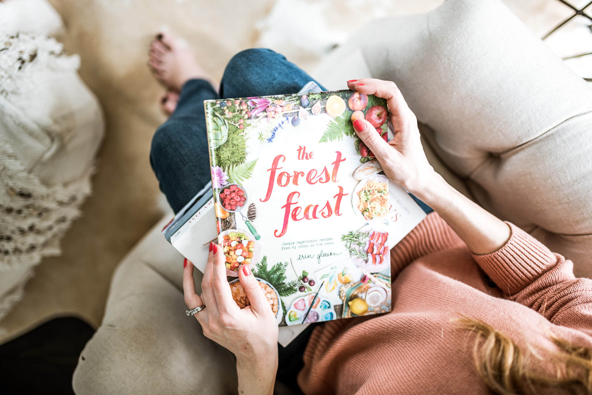 the forest feast: one of my all-time favorite cookbooks