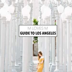 M Loves M guide to LA