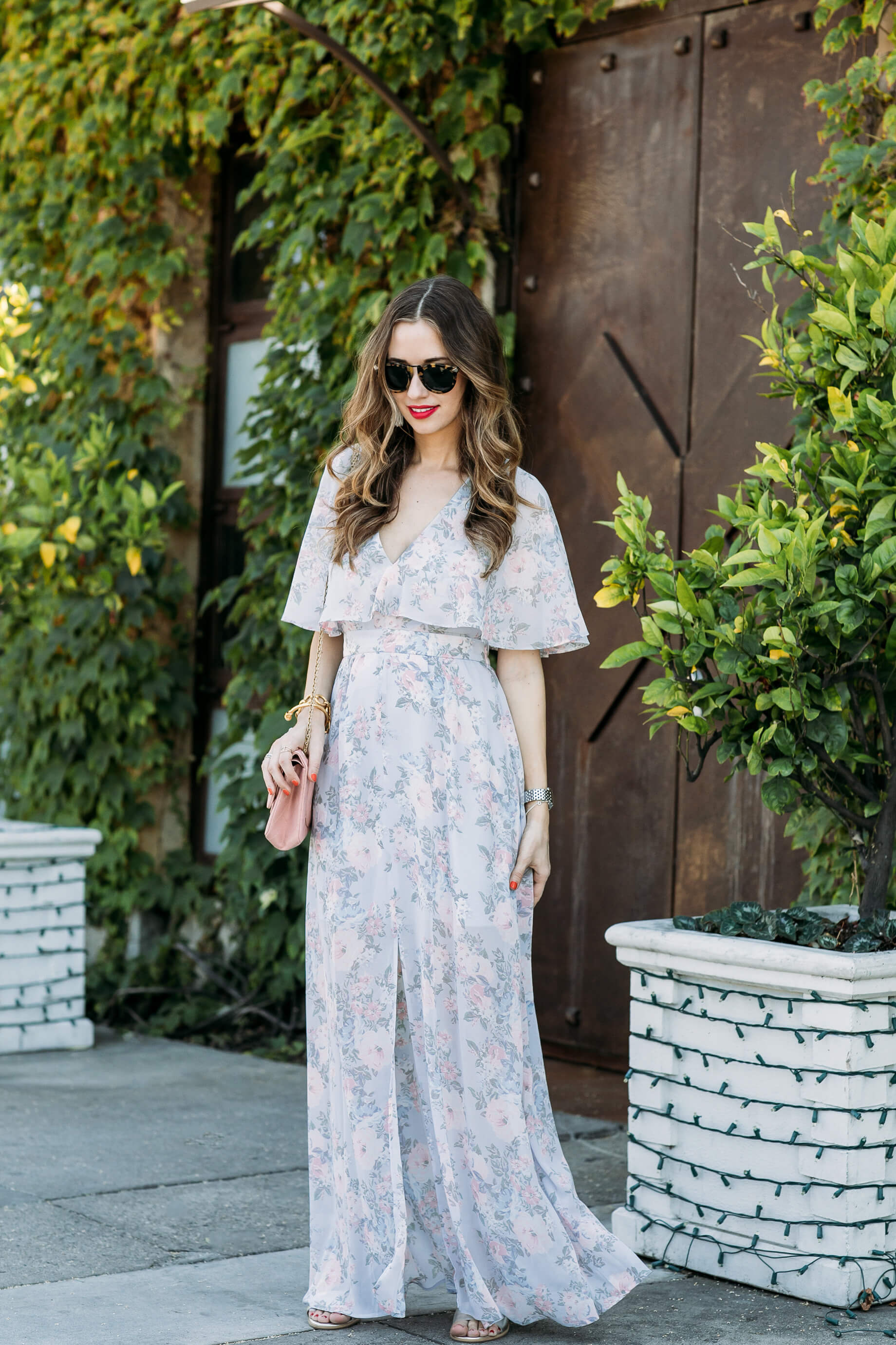 styling not just another floral dress for summer - M Loves M @marmar