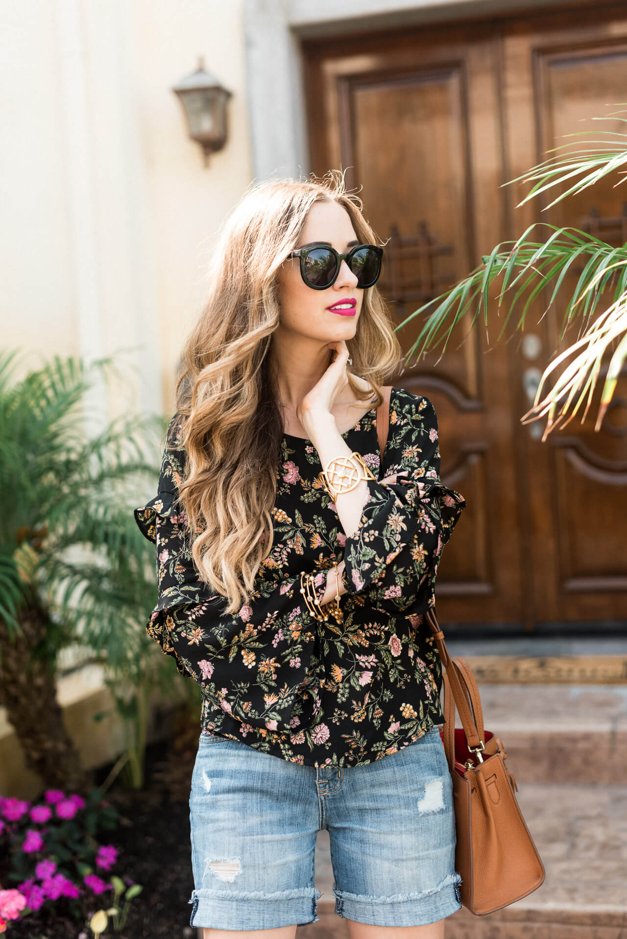 summer outfit inspiration by los angeles blogger M Loves M