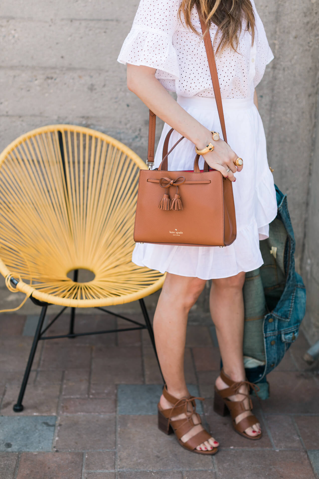 my favorite bag to pair with any outfit this summer - M Loves M @marmar