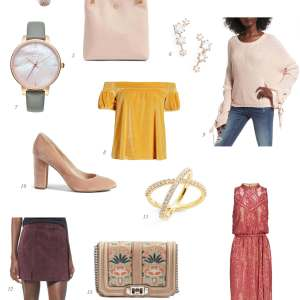 My Shopping List for the NSale- M Loves M @marmar
