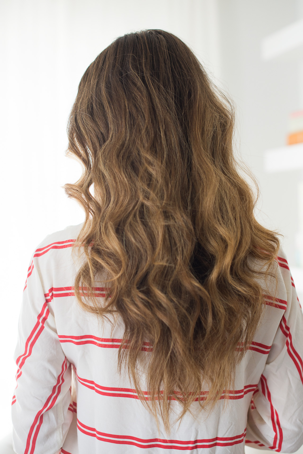 How to get the perfect beachy waves in time for summer | M Loves M - @marmar