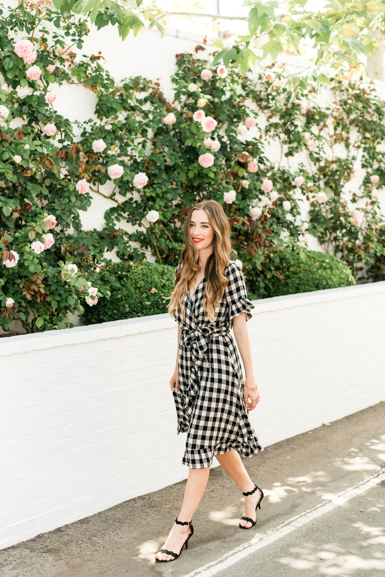 A Wrap Dress to Wear in Summer and Fall- M Loves M @marmar