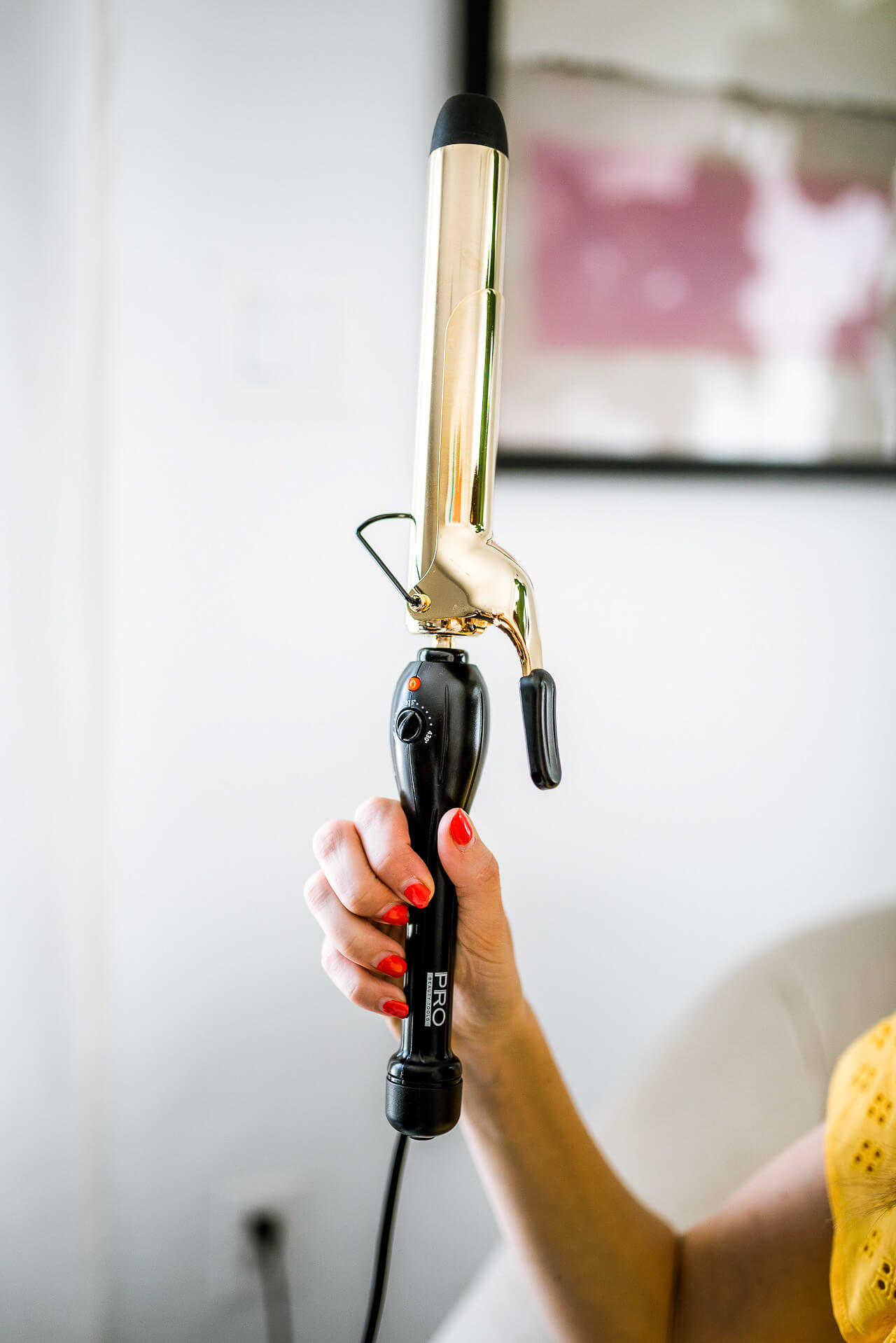 love this XL curling iron- perfect if you have longer hair!