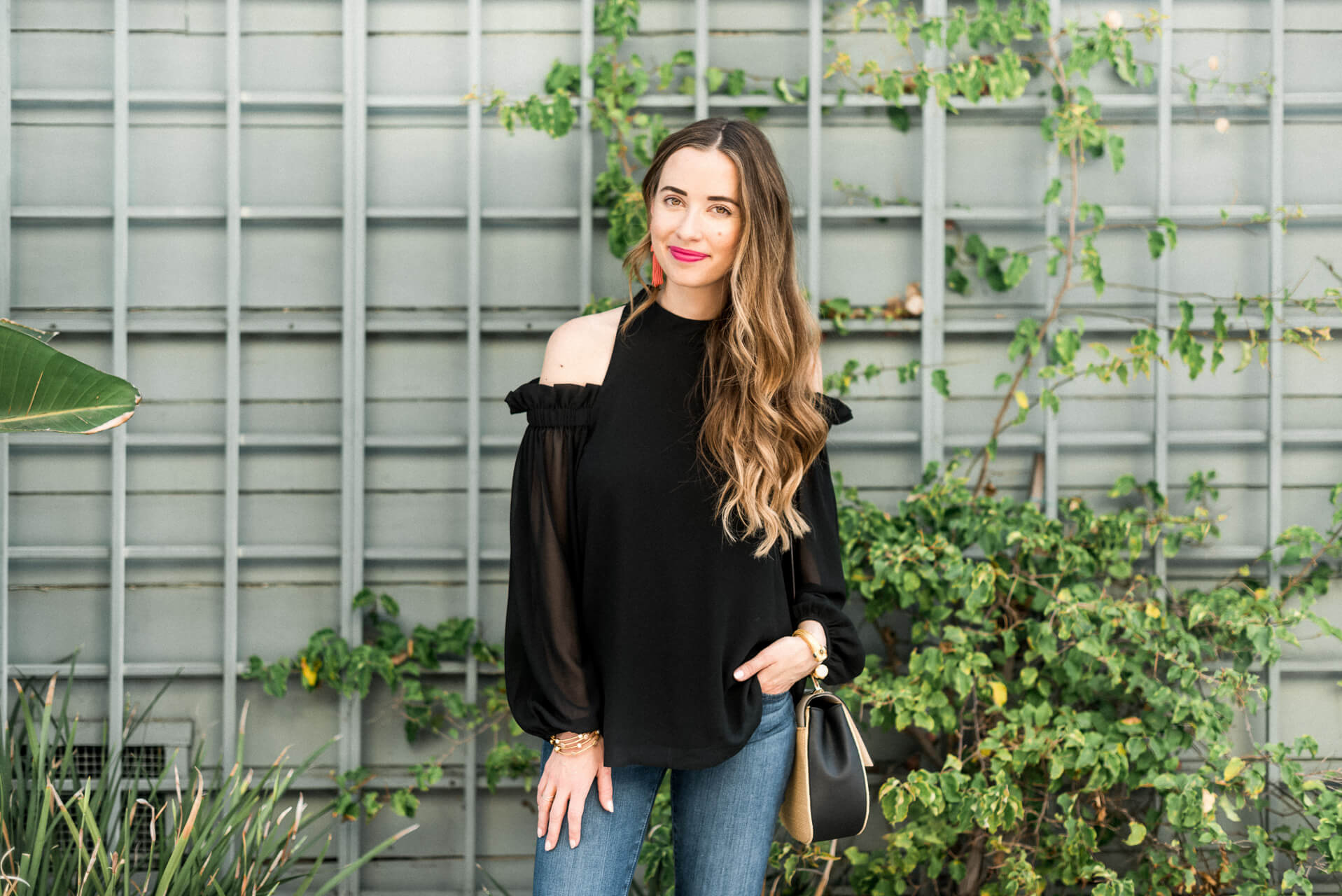 loving this look for a date night out with my man - M Loves M @marmar