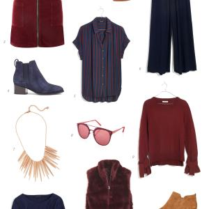 This September Edit is full of Fall essentials and colors - M Loves M @marmar