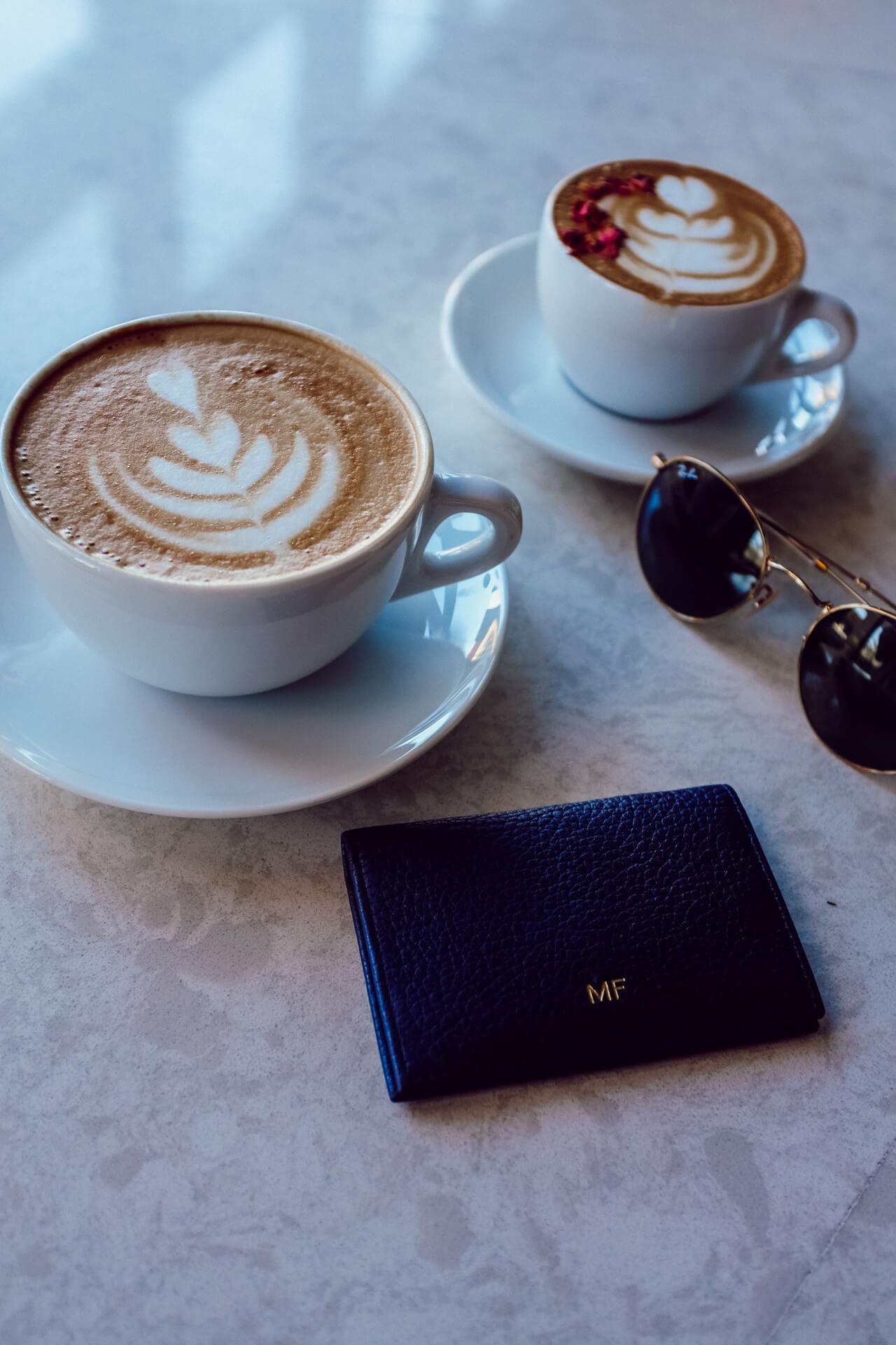 Perfect coffee for a day trip in LA