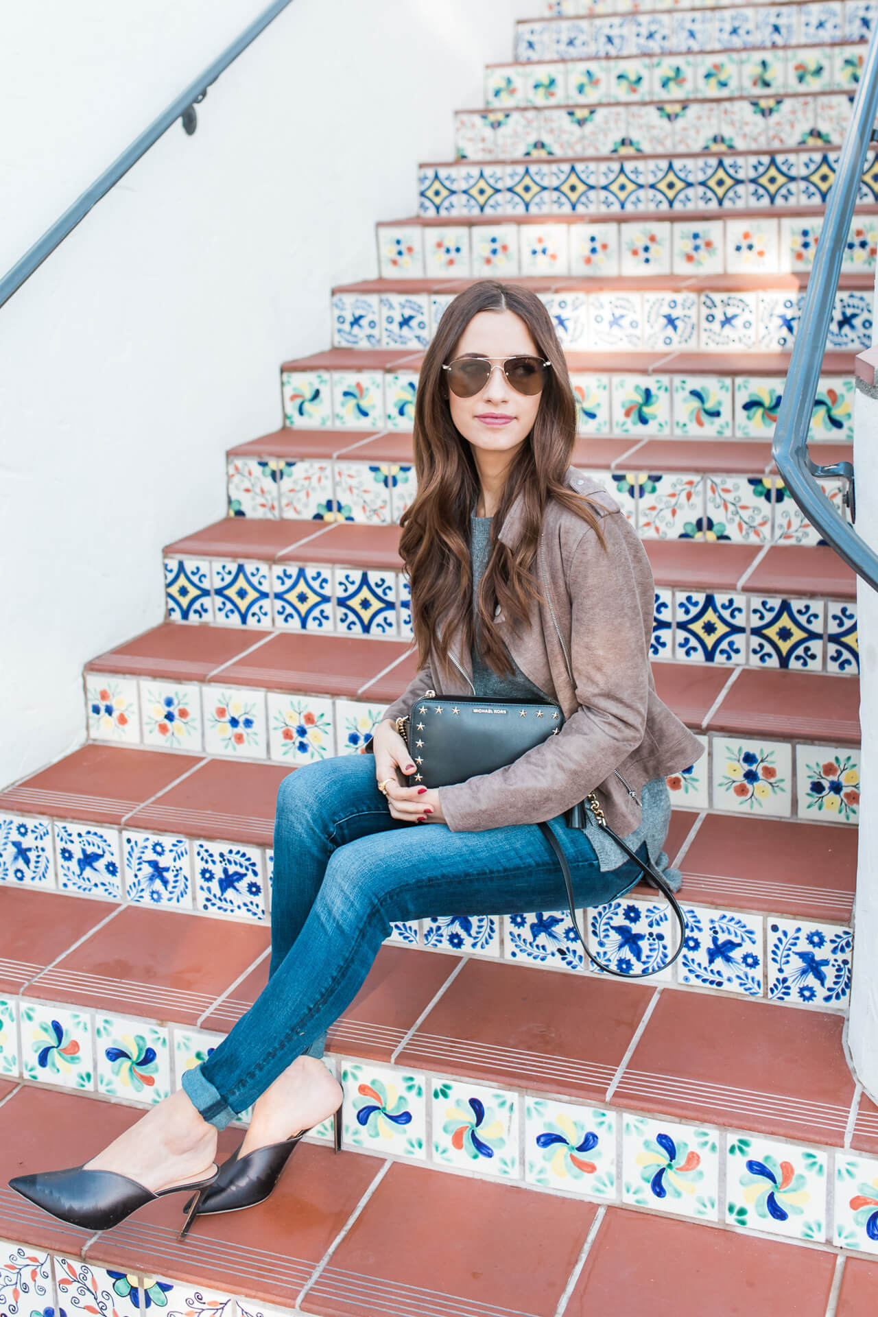 sharing the item that gets the most compliments in my wardrobe today on M Loves M