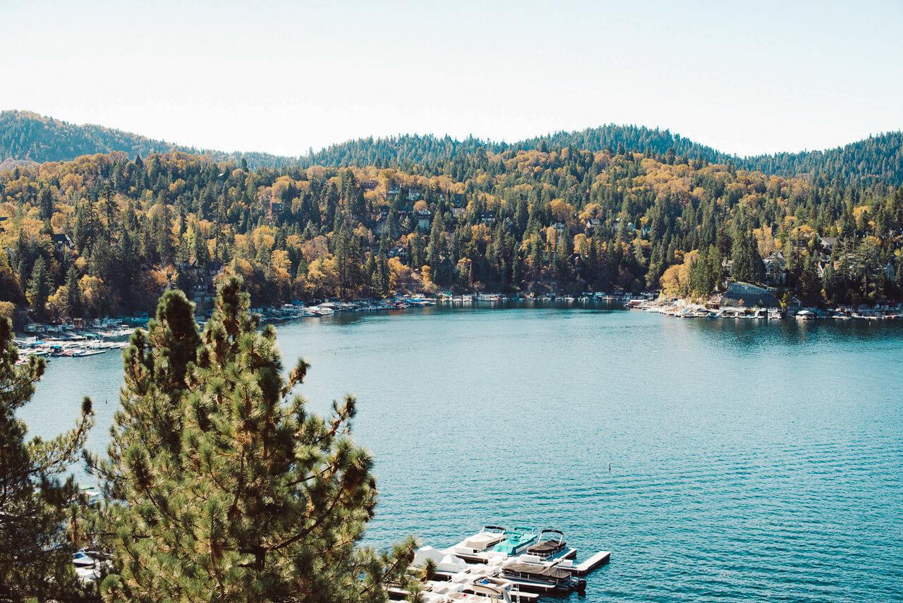 Beautiful Lake Arrowhead pictures