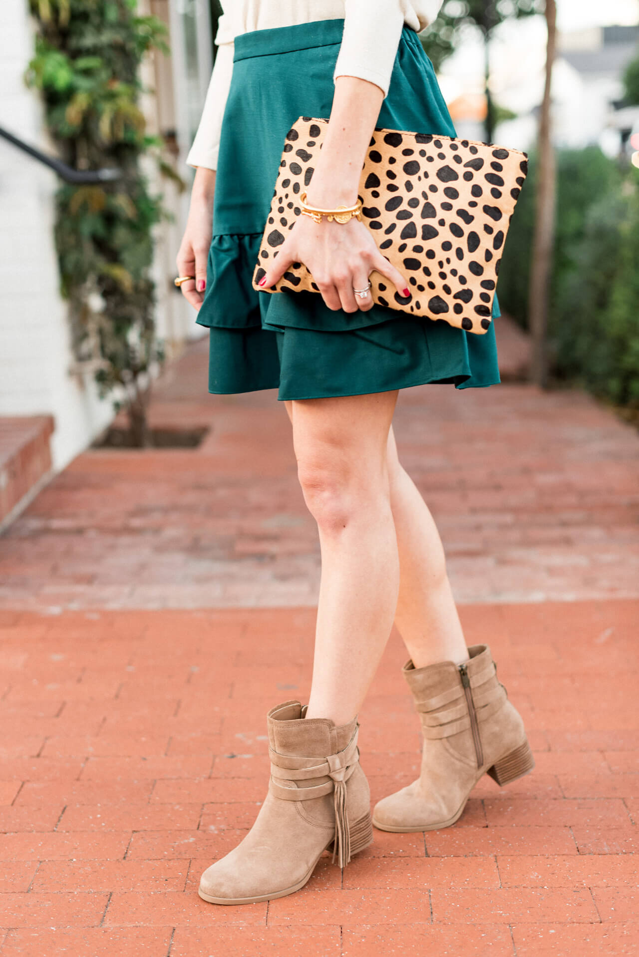 a perfect pair of fall booties by koolaburra - M Loves M @marmar