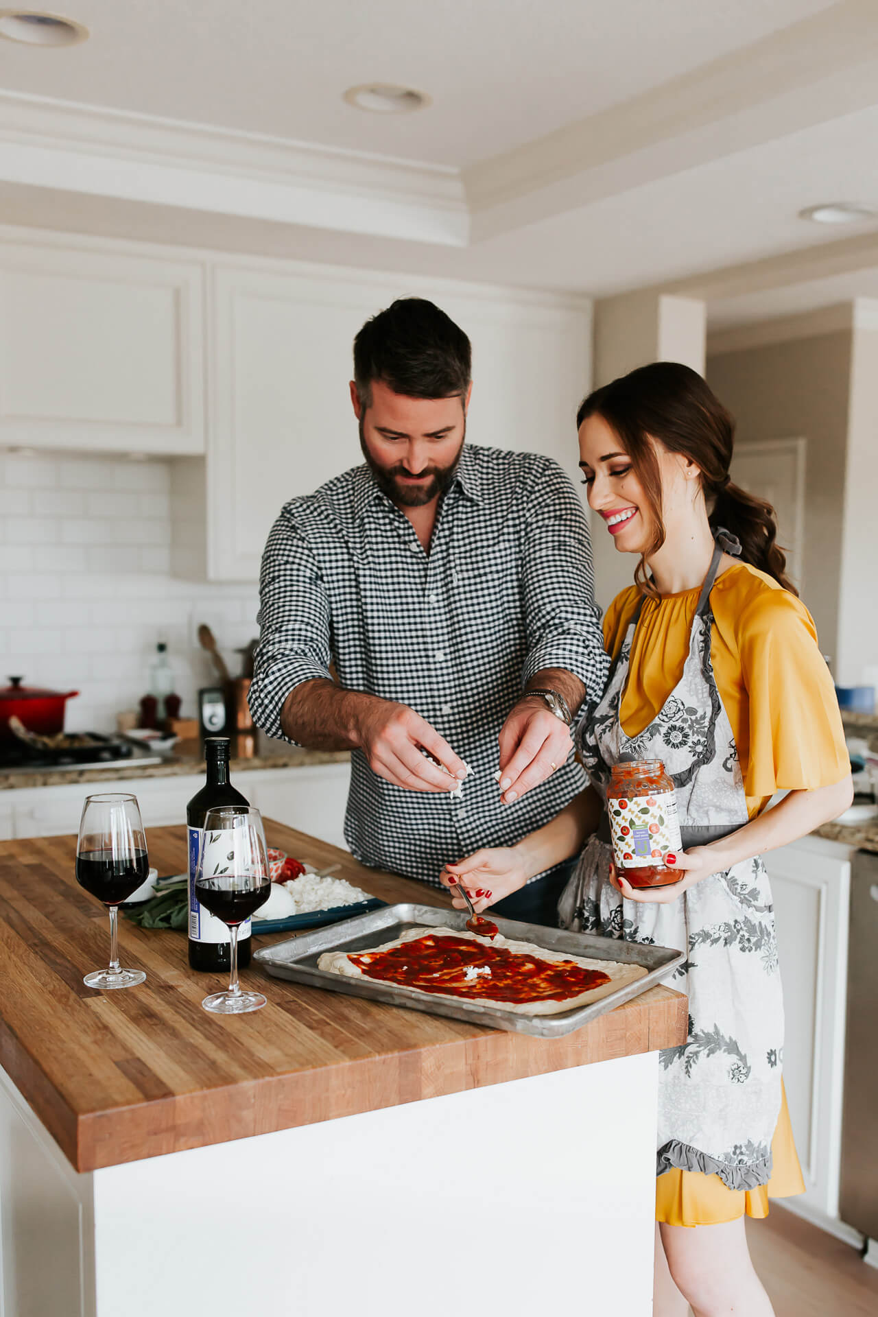 Try This Pizza for Your Next Date Night at Home - M Loves M @marmar