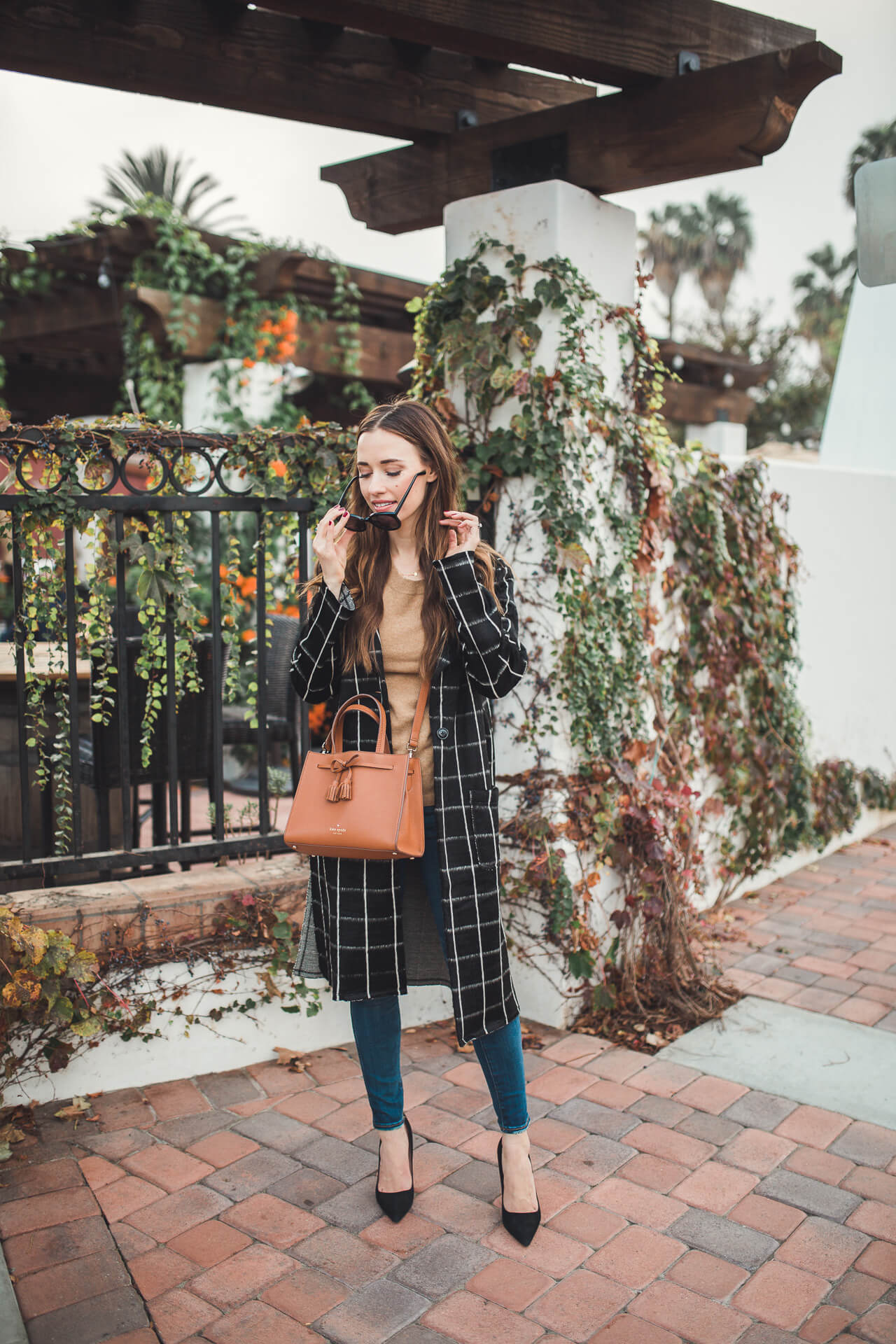 styling this coat from winter to fall