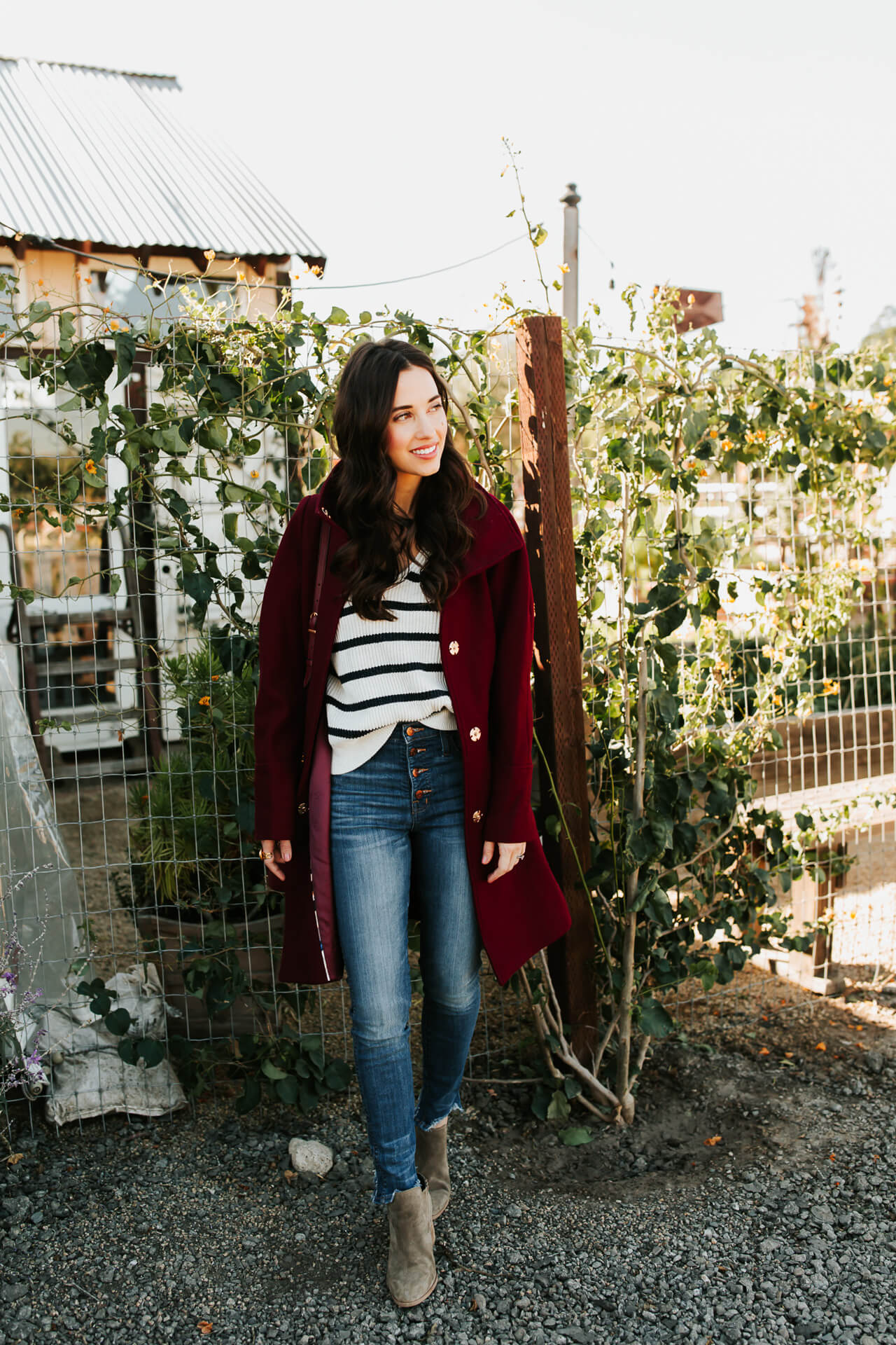 a casual winter look for the New Year - M Loves M @marmar