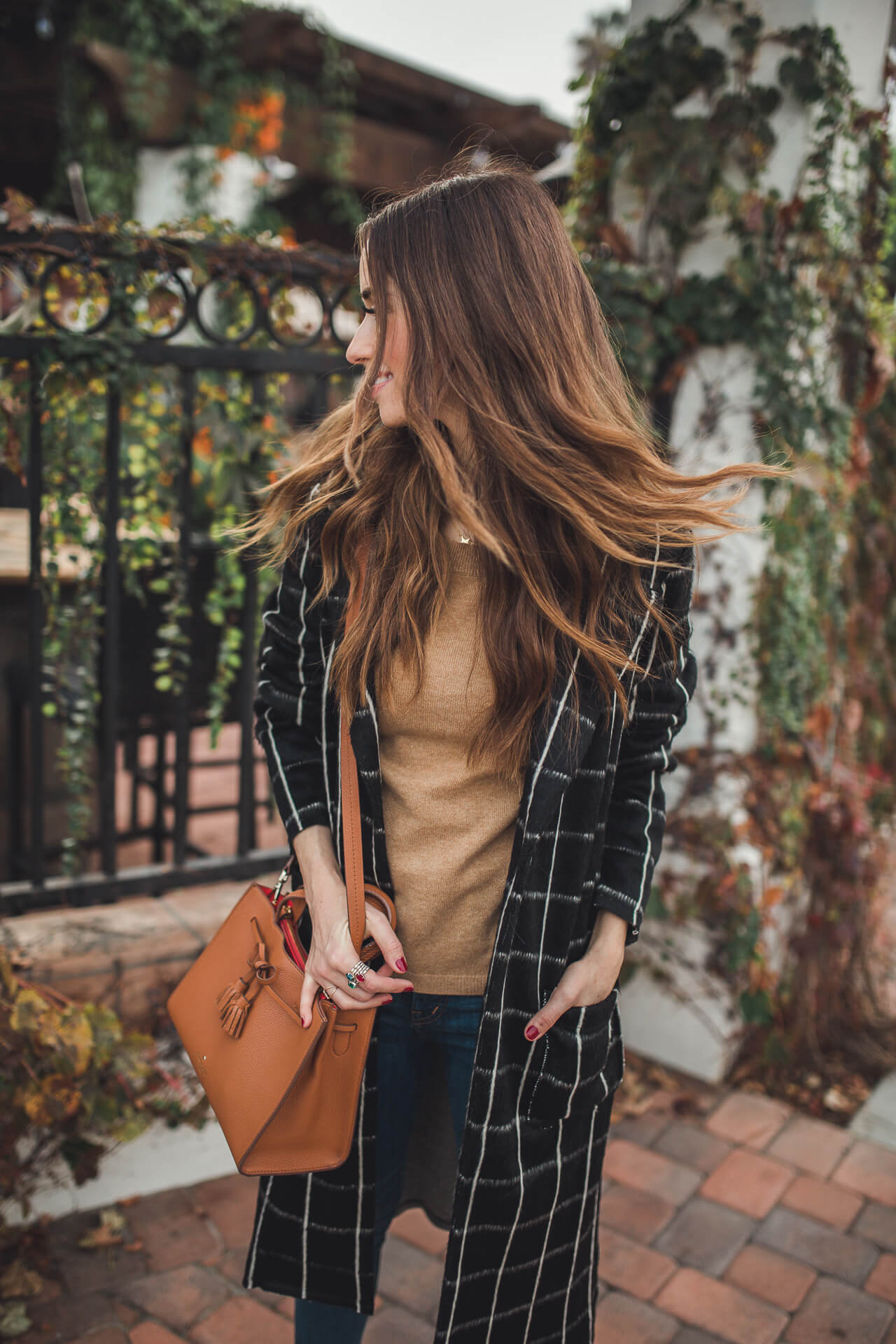 love this fall to winter coat look - M Loves M