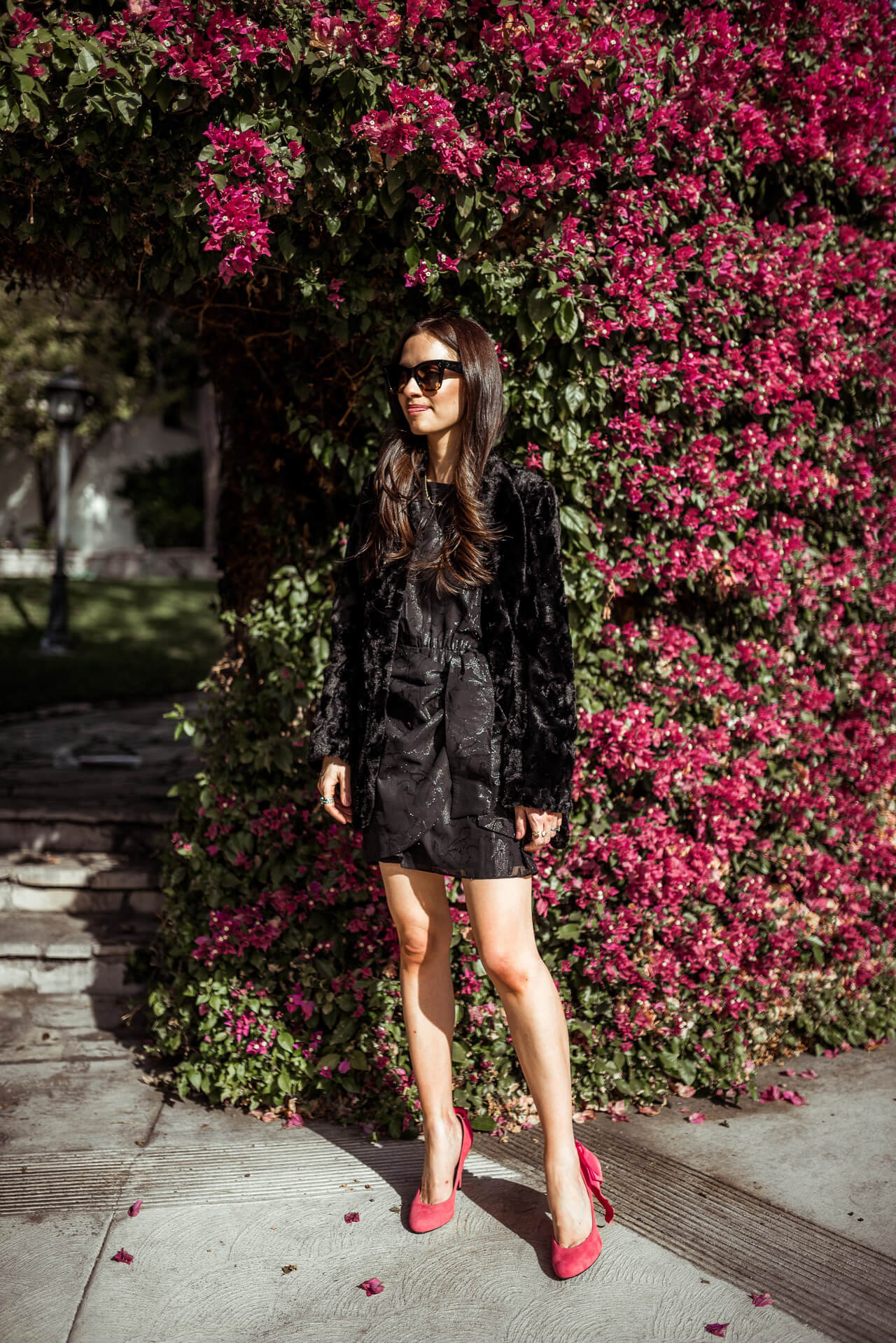 a holiday look unlike any other for this holiday - M Loves M @marmar