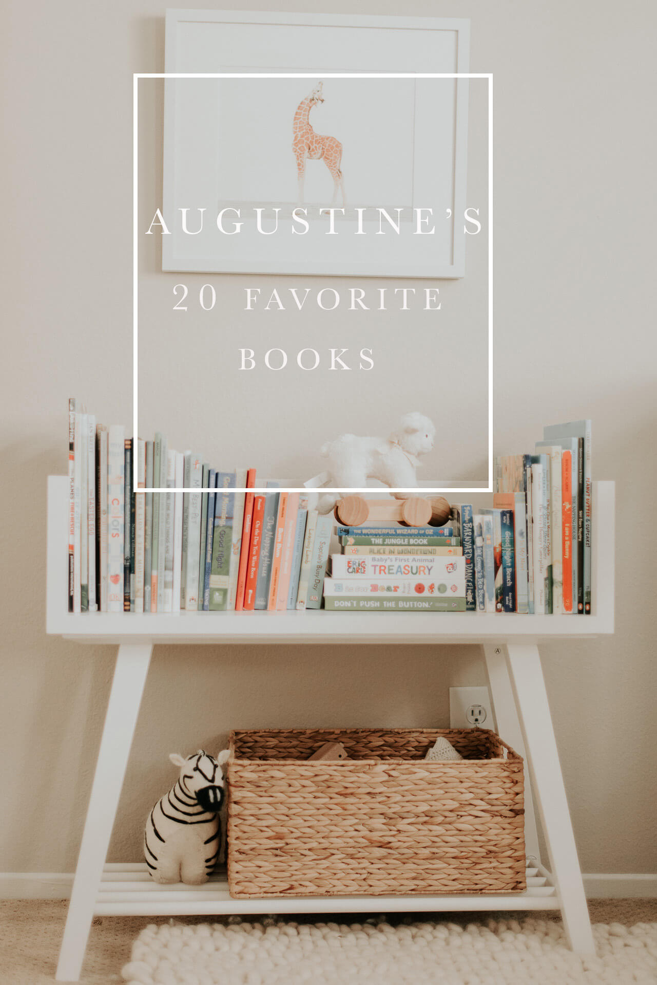 Augustine's 20 Favorite Books - M Loves M @marmar