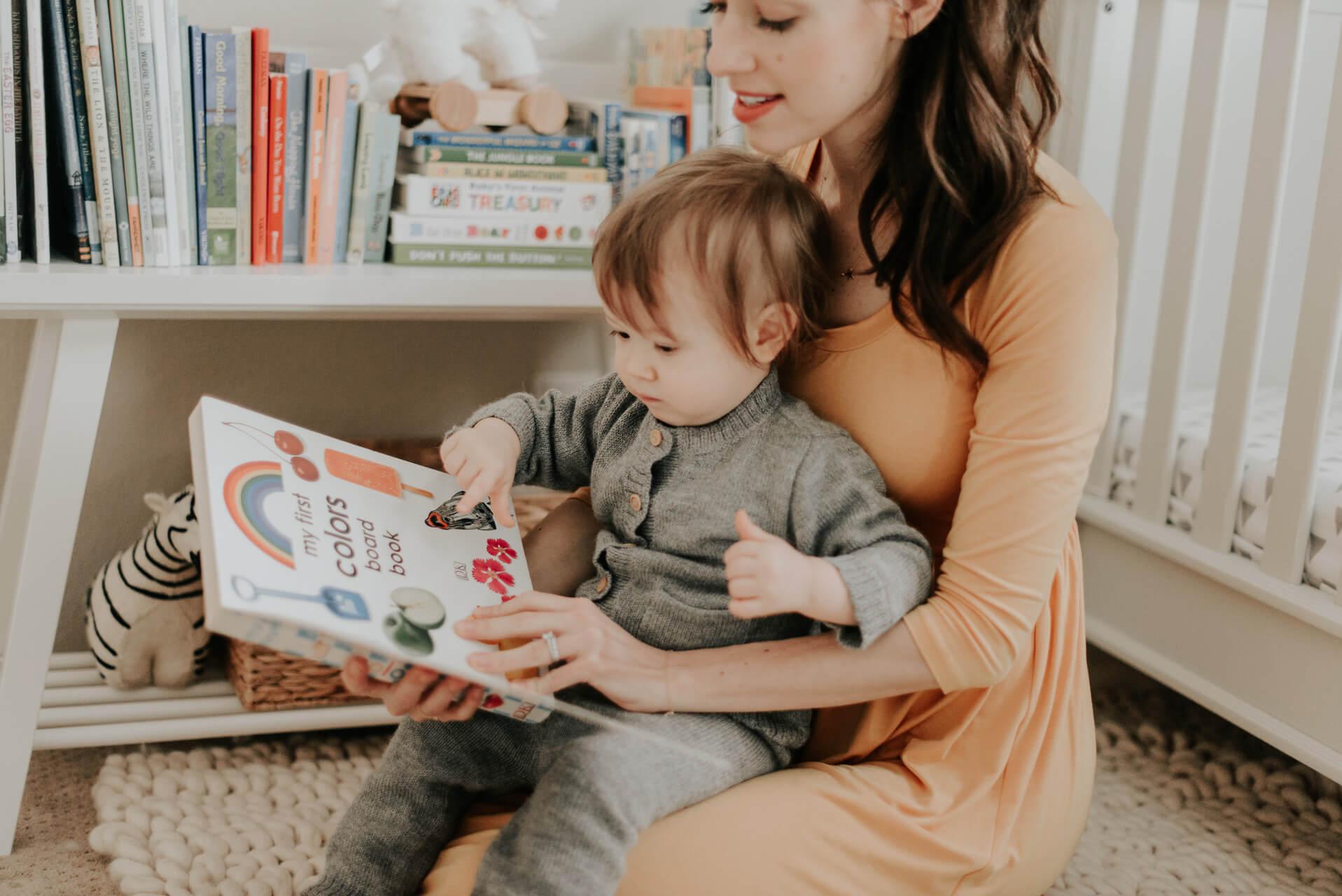 Augustine reading his favorite books - M Loves M @marmar