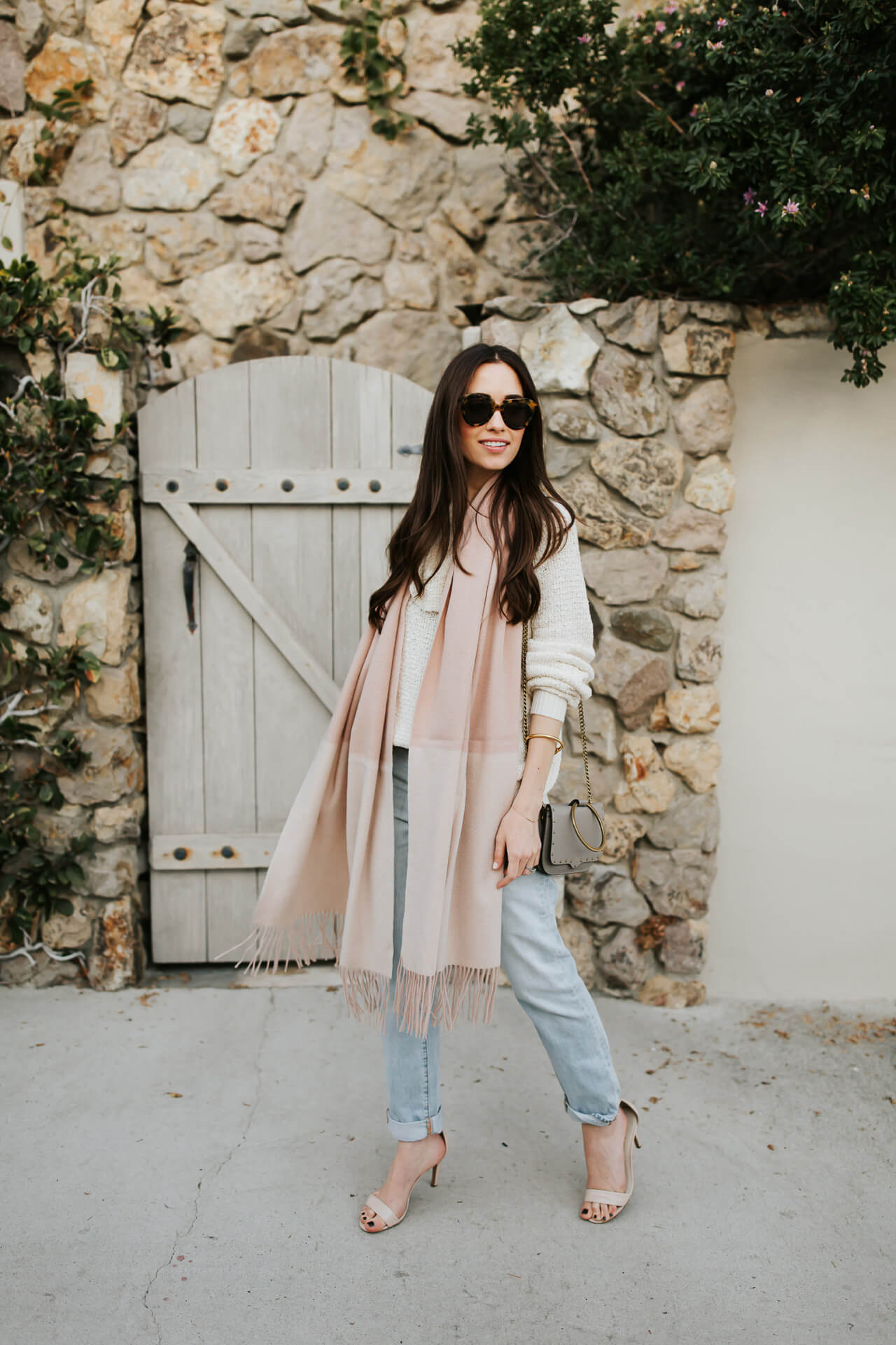 cozy california winter outfit inspiration with mom jeans - M Loves M LA fashion and lifestyle blogger @marmar