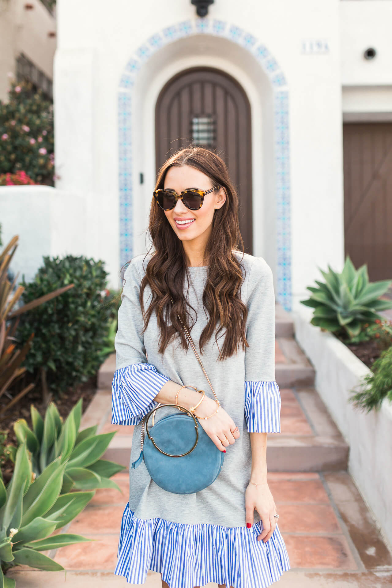 the perfect little blue bag for spring-M Loves M @marmar