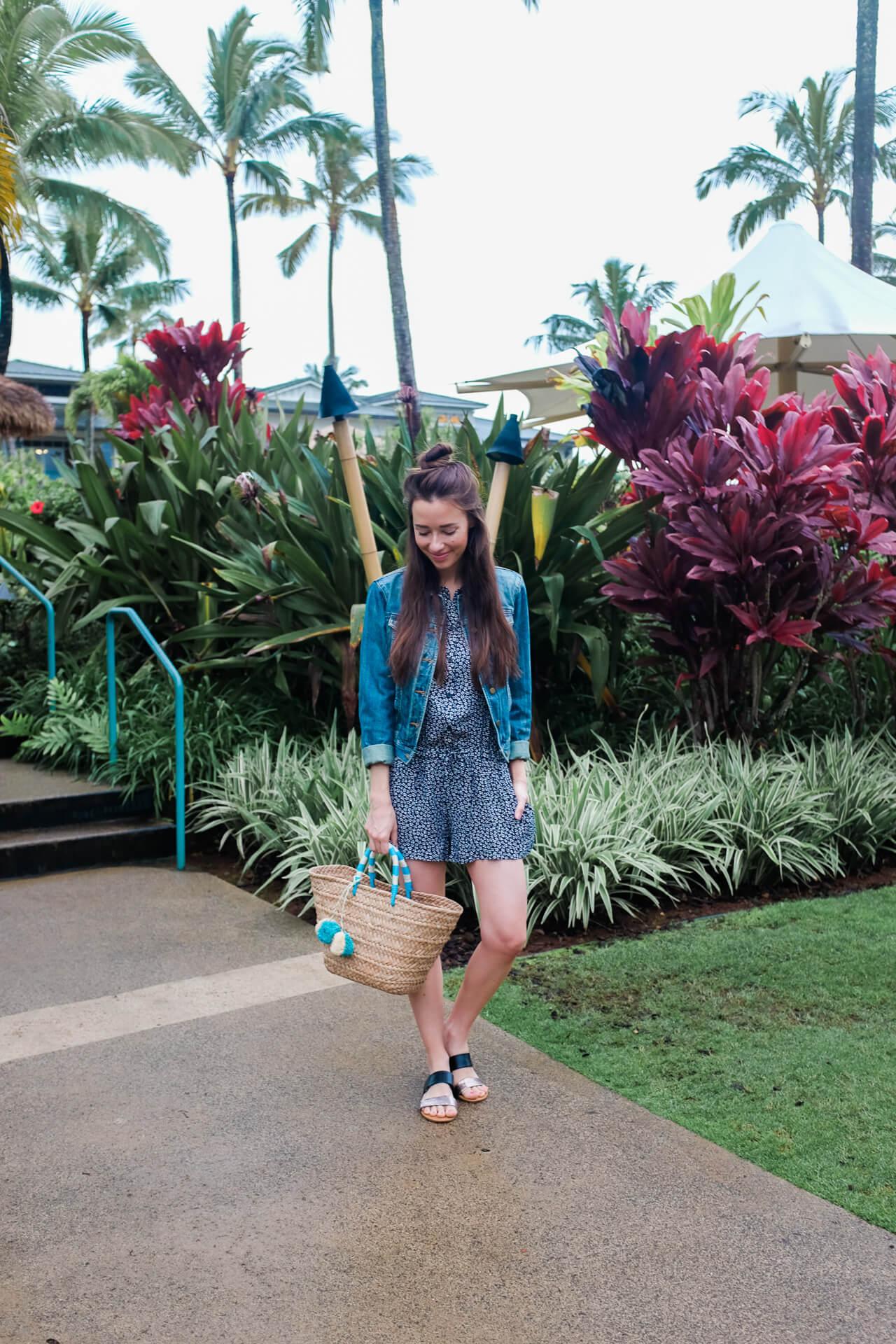 casual kauai outfit inspiration - M Loves M fashion blogger