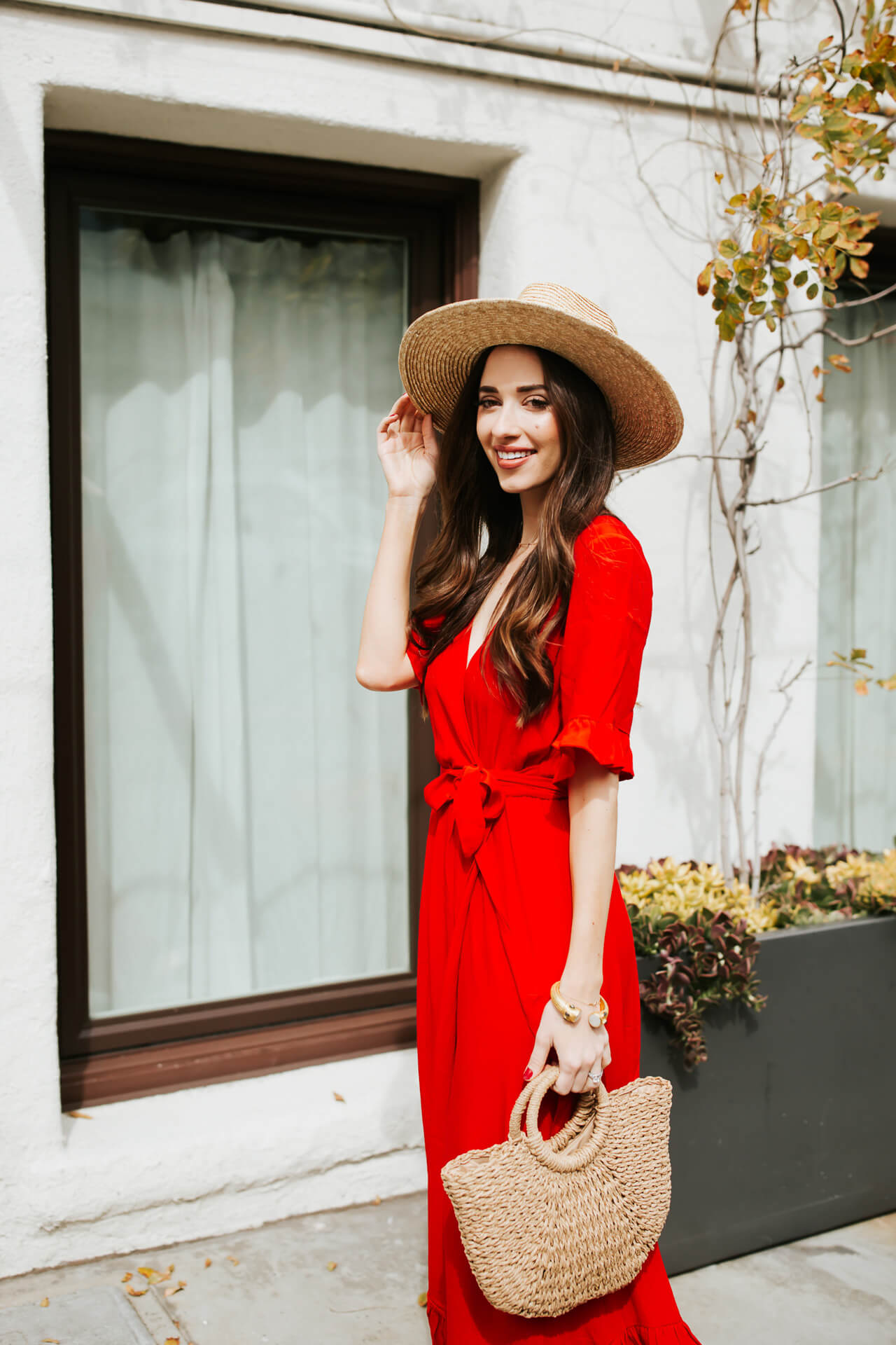 cute summer outfit inspiration from M Loves M Los Angeles fashion blogger