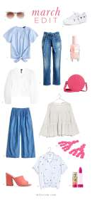 March Edit with must-have spring styles- M Loves M @marmar