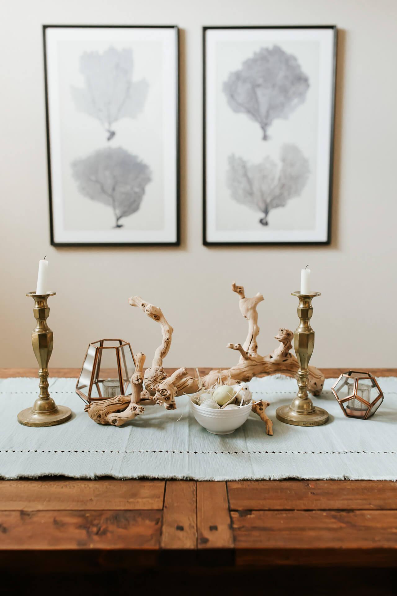 spring tablescape ideas - M Loves M LA and OC lifestyle blogger @marmar