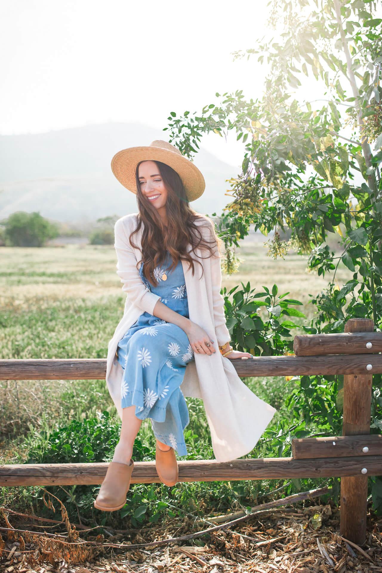 boho feminine style - M Loves M @marmar