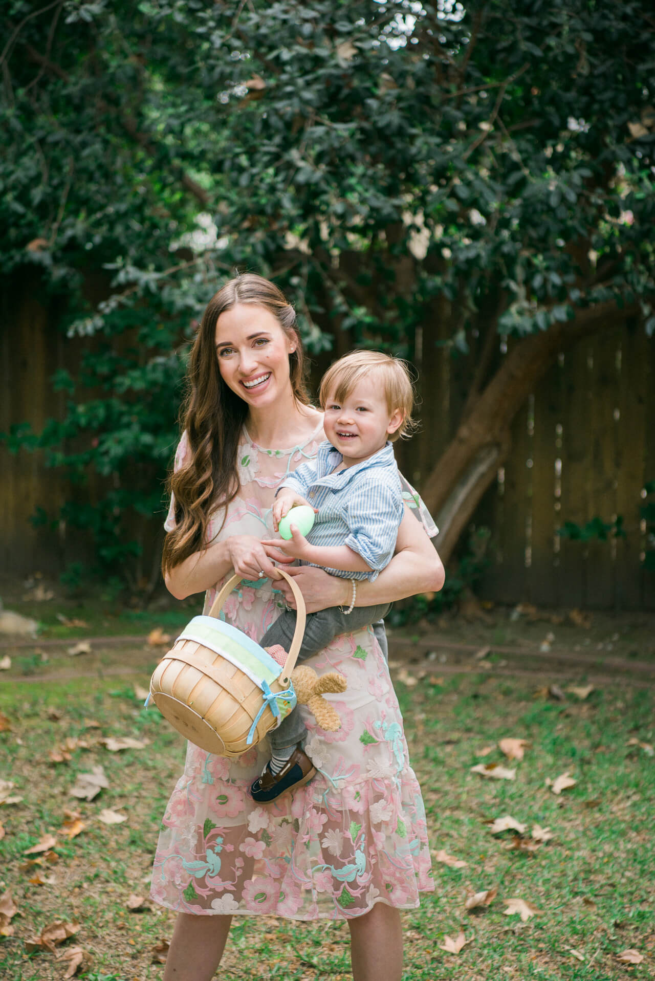 Mara and Augustine - OC and LA lifestyle and mommy blogger  M Loves M