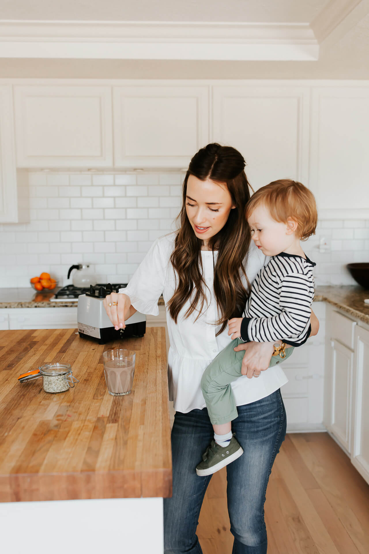 This is how I make sure my baby eats all the healthy foods! | M Loves M @marmar