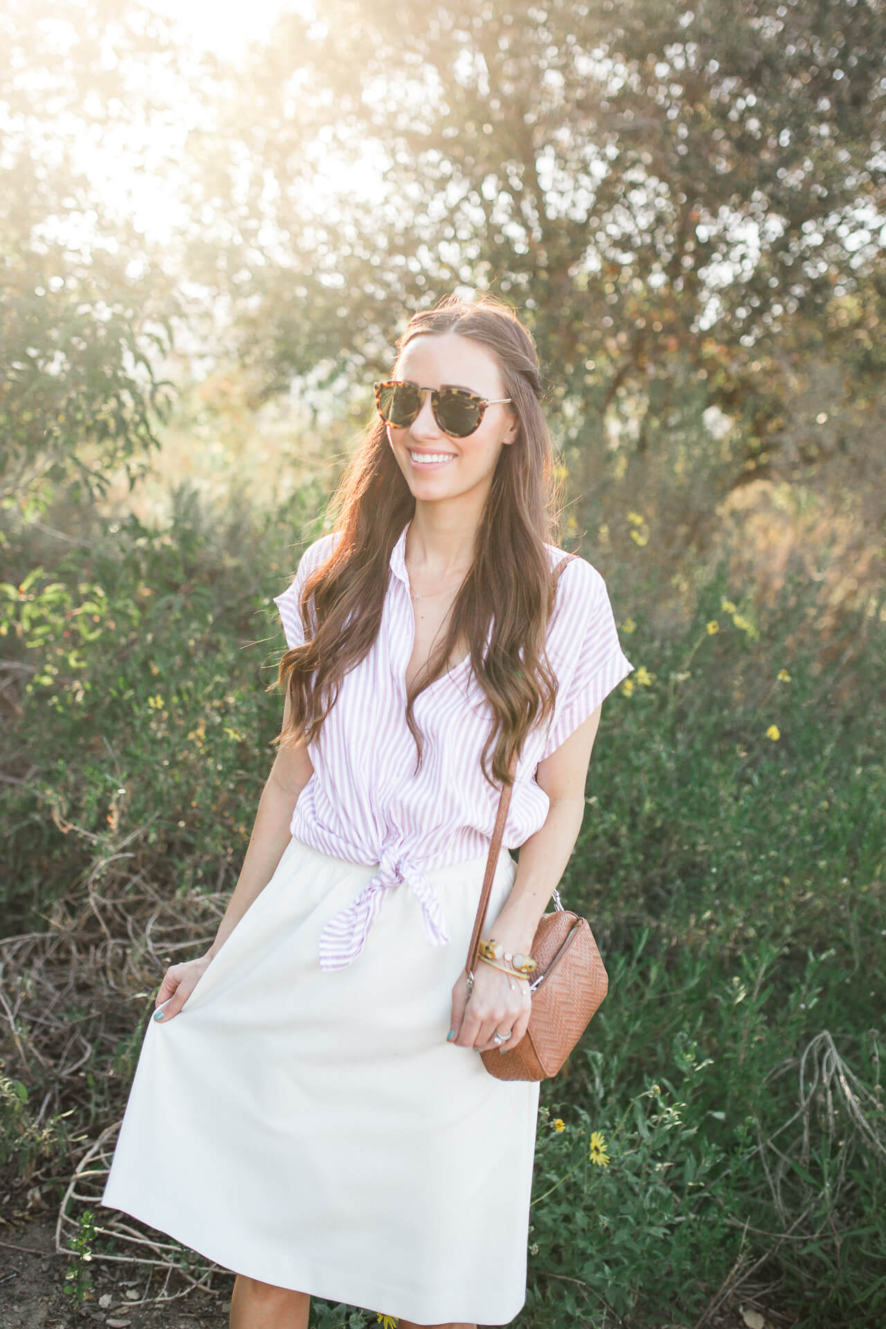 This outfit is so comfy and chic for spring!| M Loves M @marmar