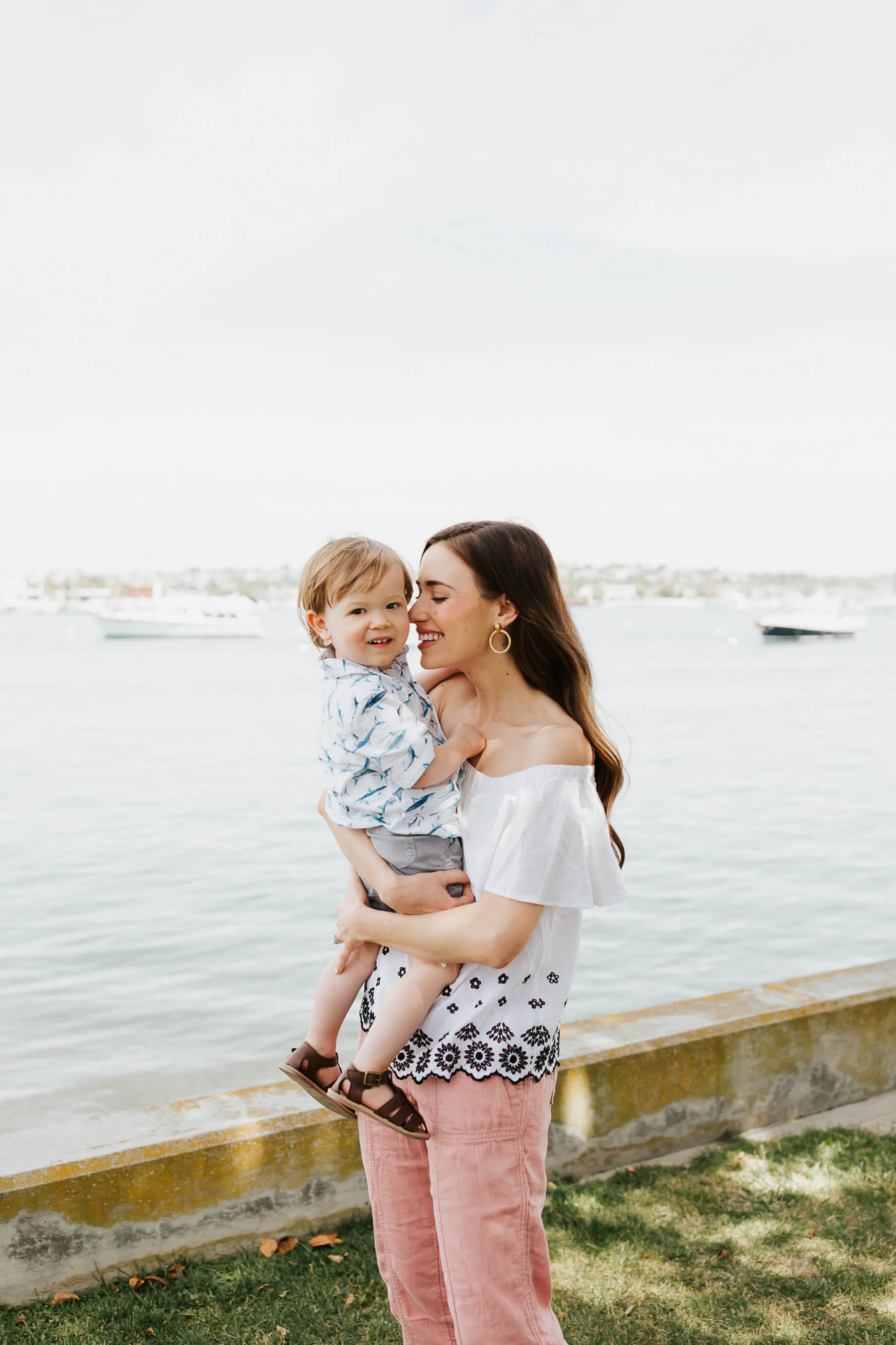 What we packed for a family vacation to Balboa Island! | M Loves M @marmar