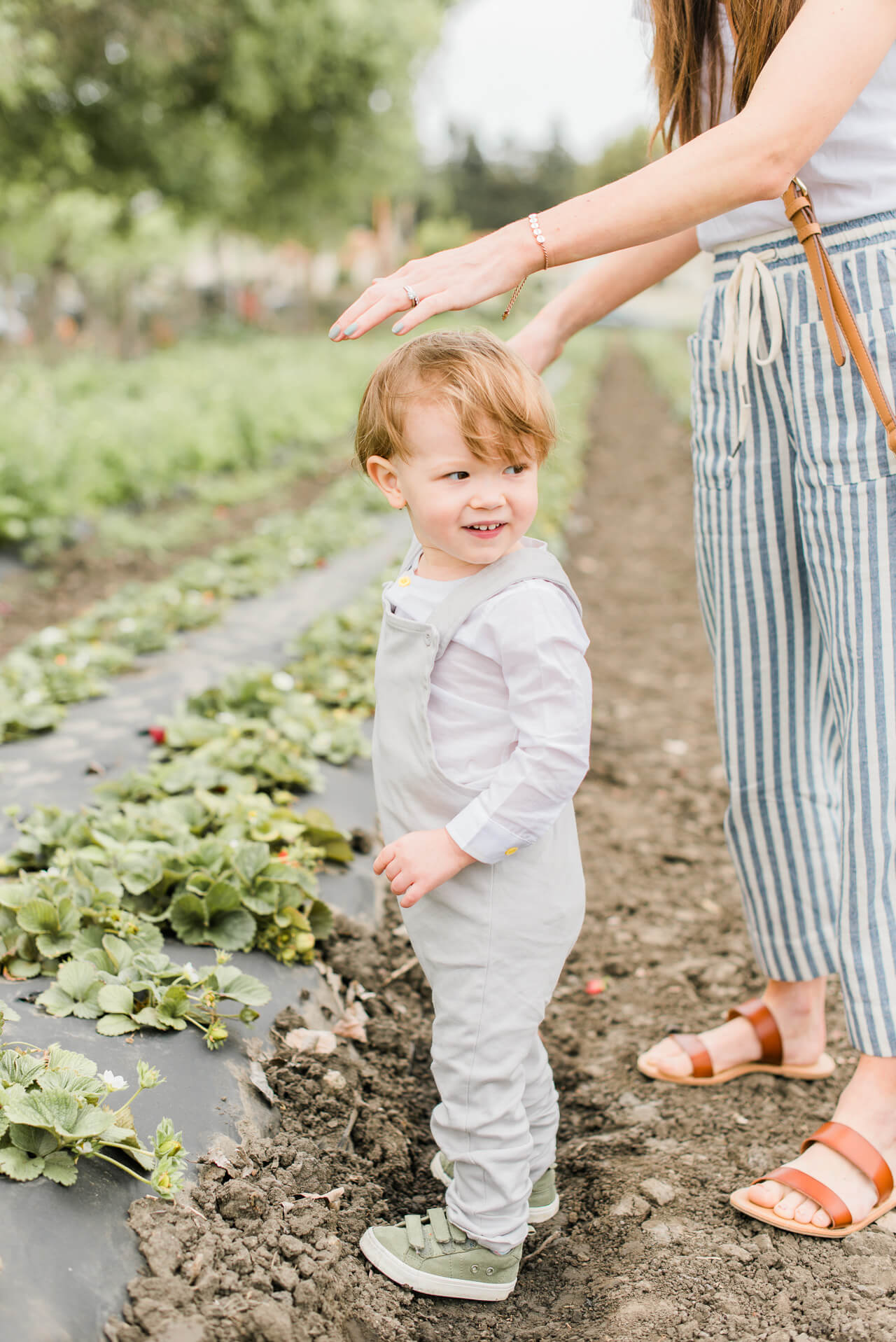 My little one loved this fun day at the farm! The perfect summer family activity!