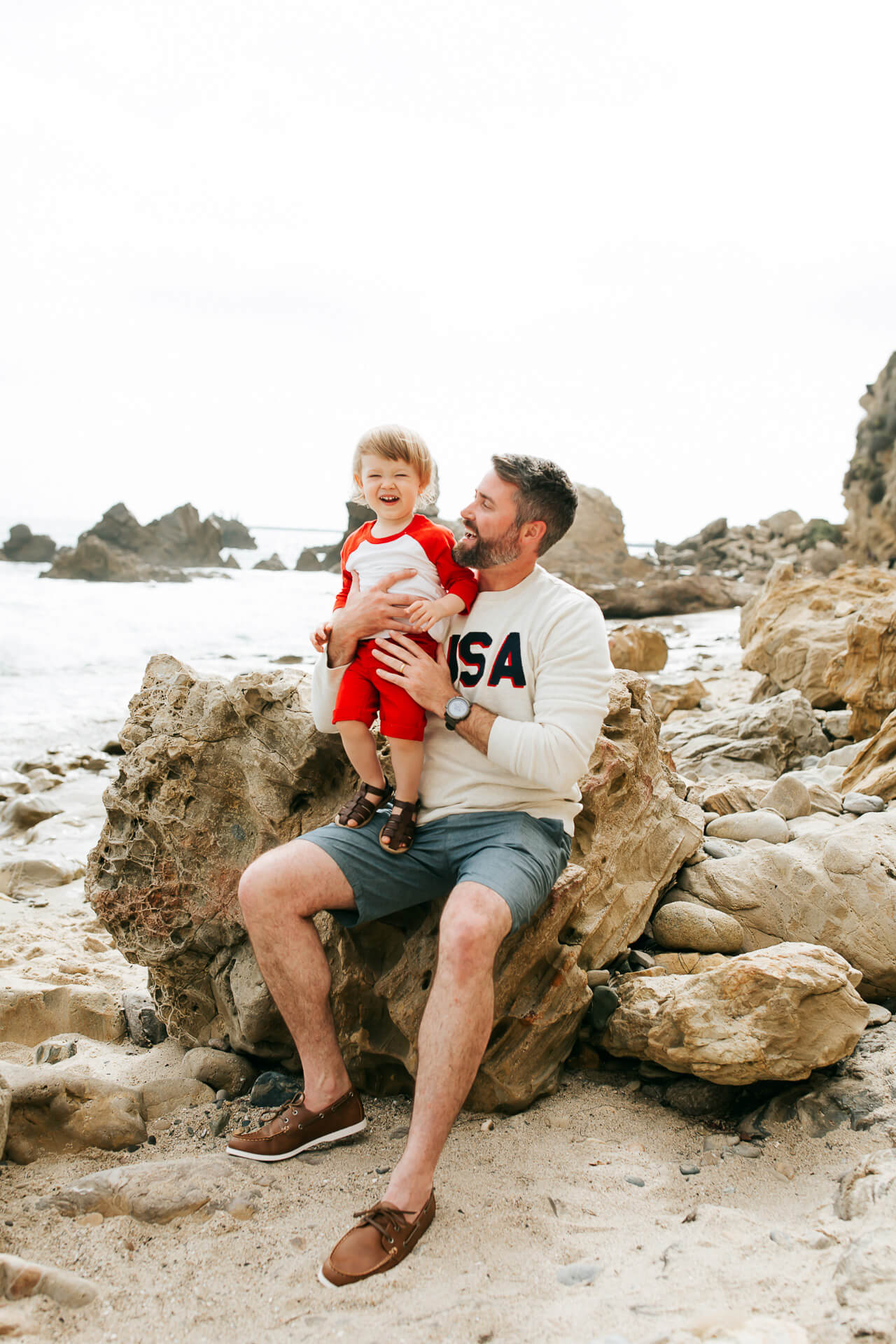 Having so much fun at a beach day with my family! | M Loves M @marmar