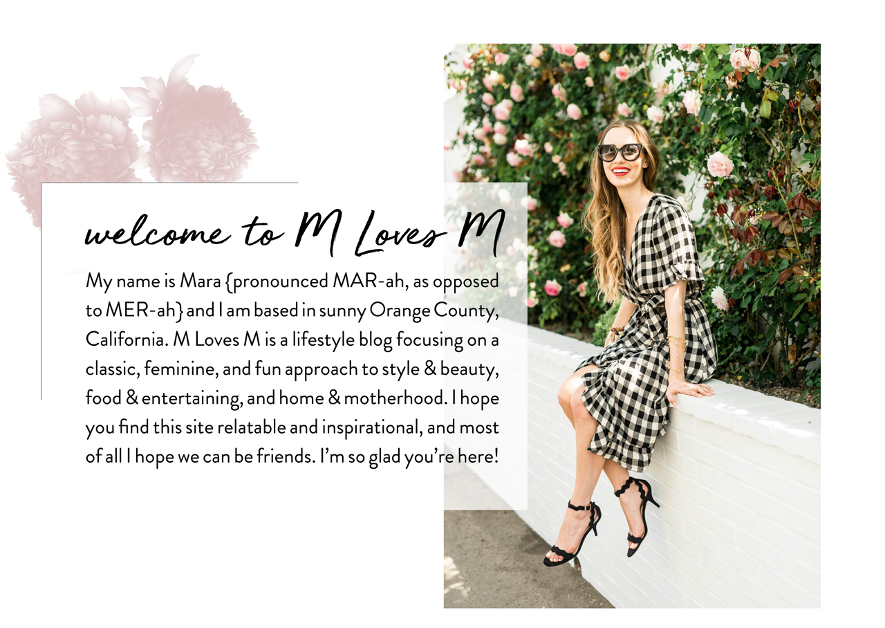 About Mara Ferreira of M Loves M Blog - @marmar