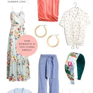 These are the summer trends I'm loving right now. All of my must-have summer style picks and outfit inspiration! | M Loves M @marmar