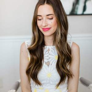 I love this easy summer makeup tutorial! | M Loves M @marmar