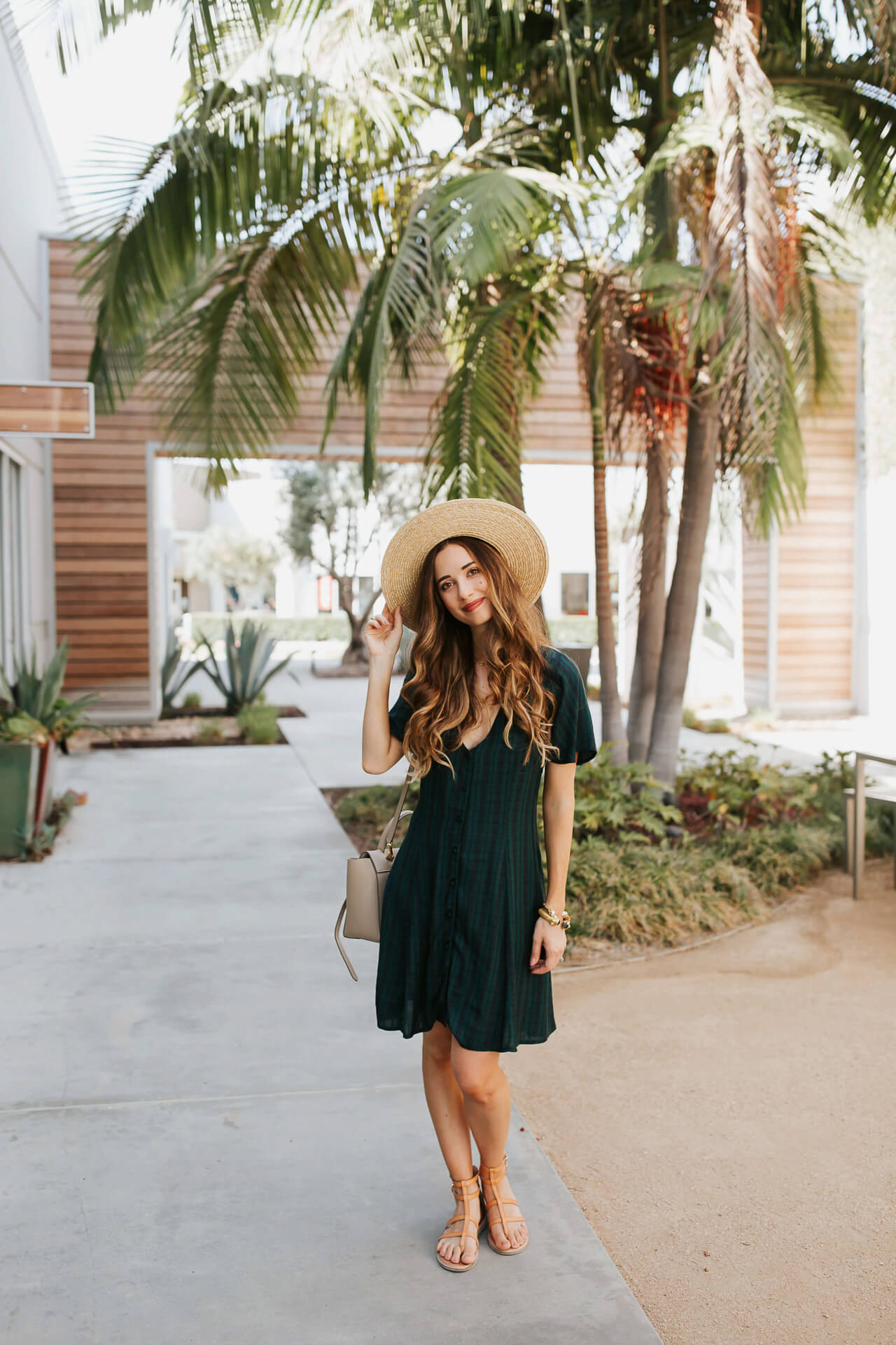 I'm loving this versatile fall and summer outfit! | M Loves M @marmar