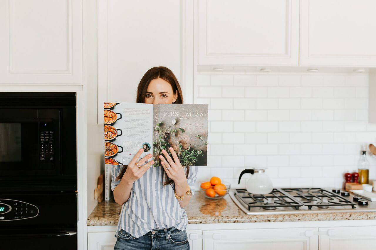 The vegan cookbook I love! | M Loves M @marmar