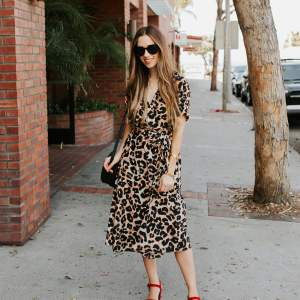 How to wear leopard print! | M Loves M @marmar