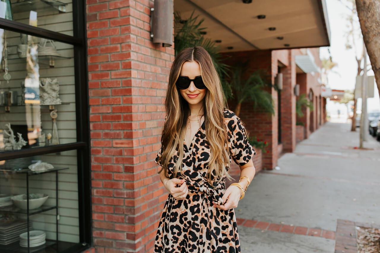 How to style leopard print. | M Loves M @marmar