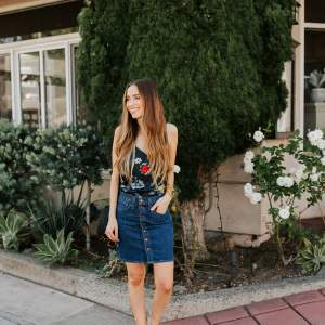 What to wear when you're sick of wearing shorts.   M Loves M @marmar