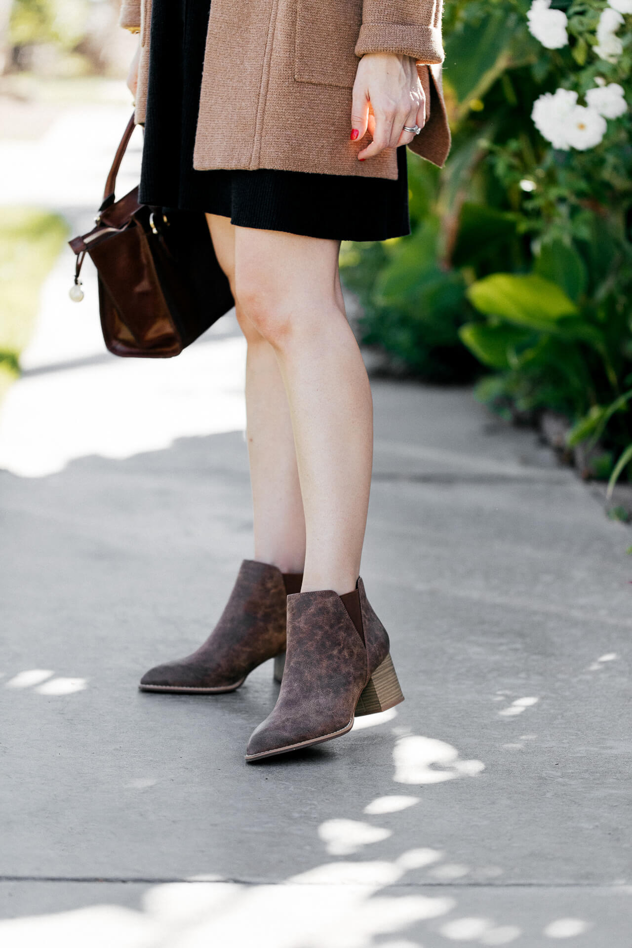 Booties are such a great fall shoe! | M Loves M @marmar